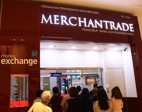 Money Changer In Pavilion Mall Kl